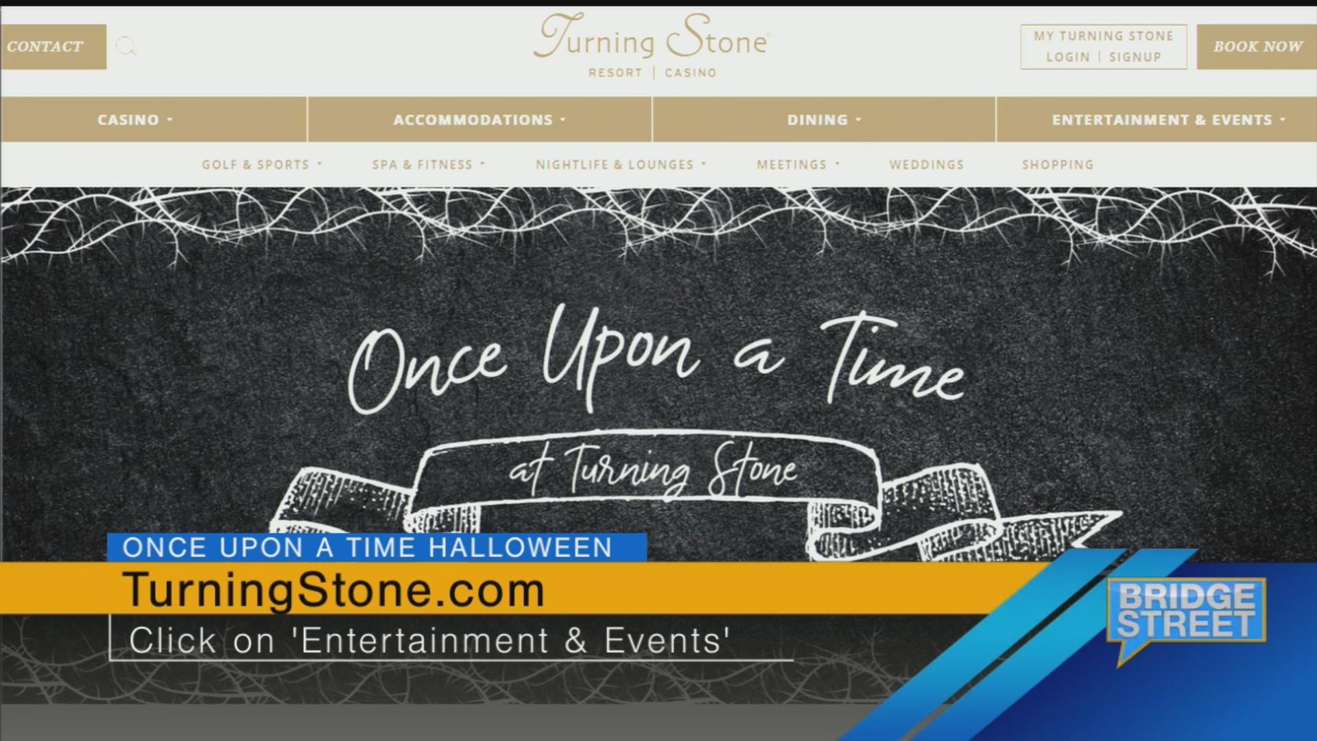 Turning stone bingo calendar 2020