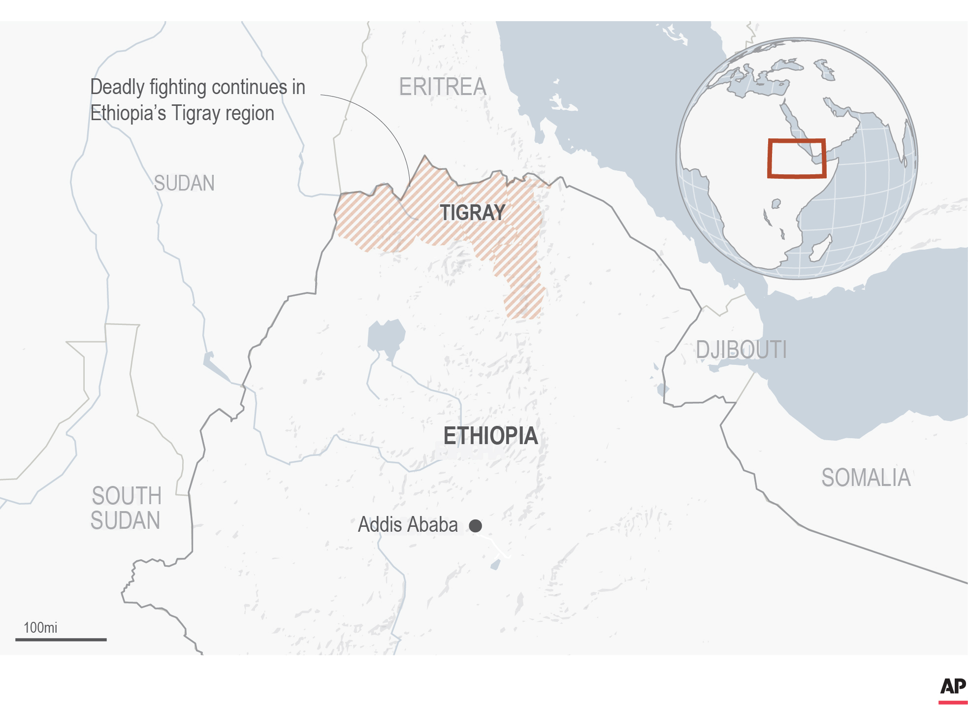 Ethiopia-Military-Confrontation