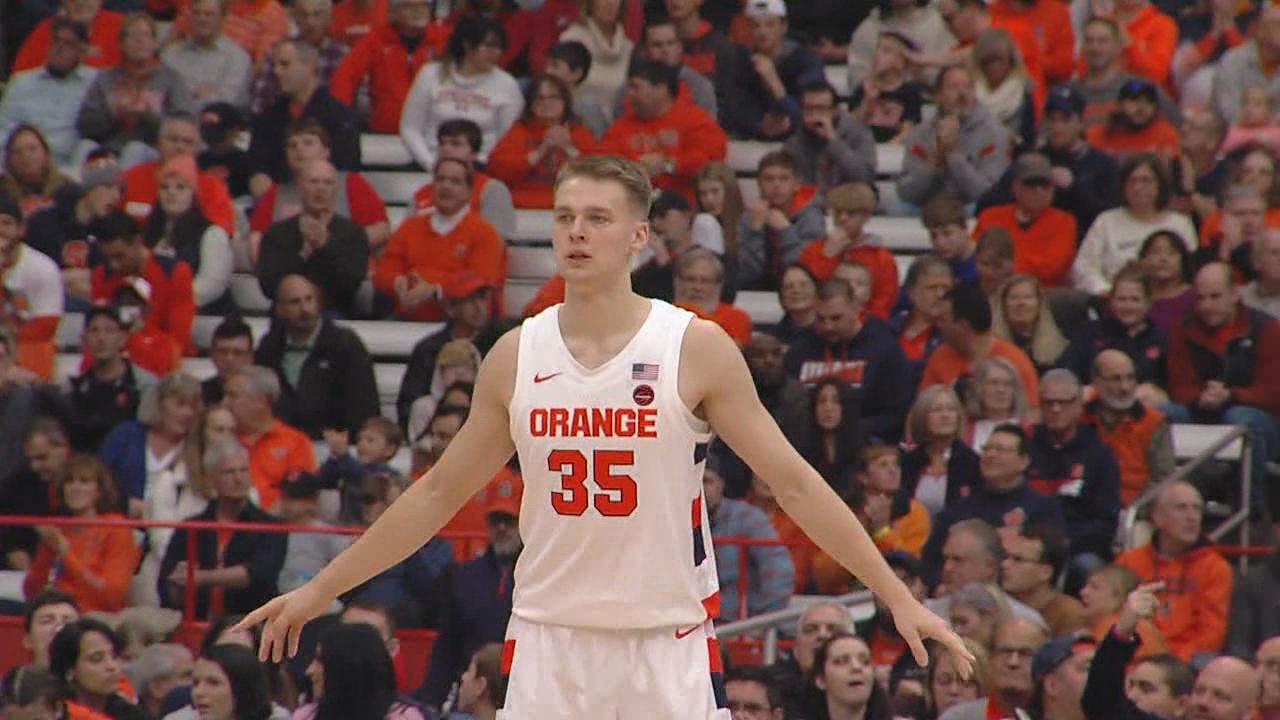 Syracuse Men S Basketball Will Still Host Bryant On Nov 27 Wsyr