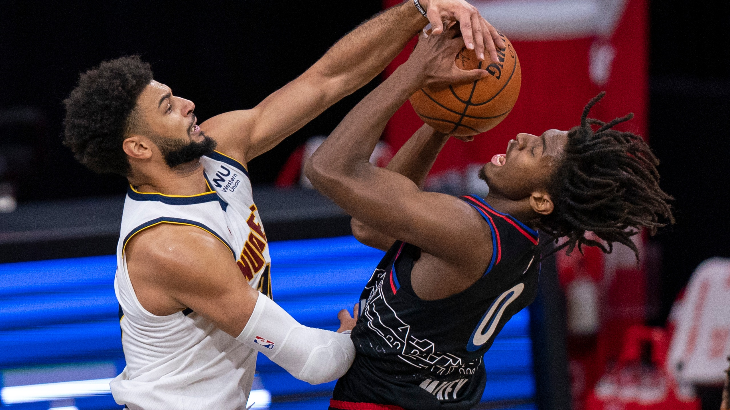 Denver tops short-handed 76ers hit with virus, injuries   WSYR