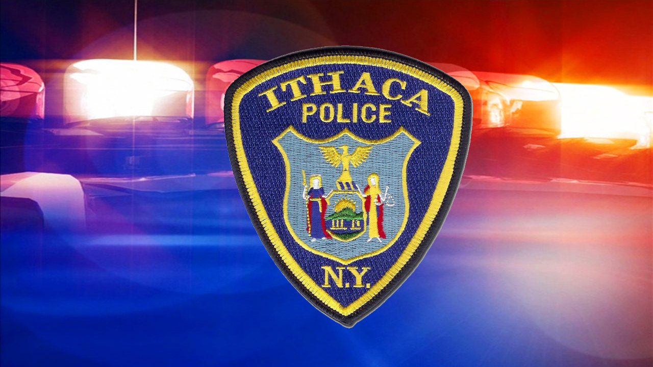 ithaca police graphic