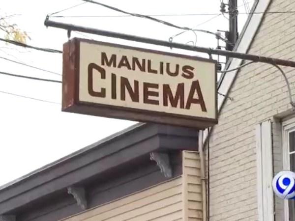manlius cinema sign