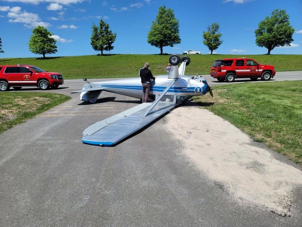 plane crash skaneateles